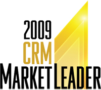 CRM Market Leader 2009 Award